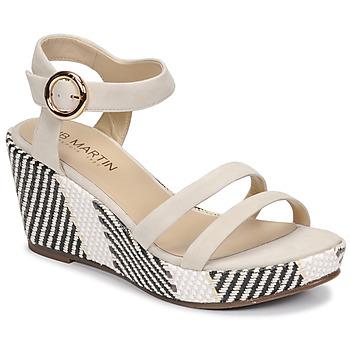 Cipők Női Szandálok / Saruk JB Martin DORKA E20 Kőpor