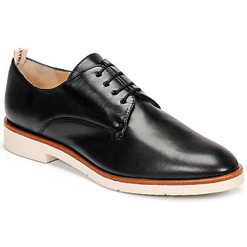 Cipők Női Oxford cipők JB Martin FILO Fekete