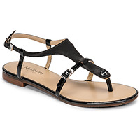 Cipők Női Szandálok / Saruk JB Martin GAELIA E20 Fekete