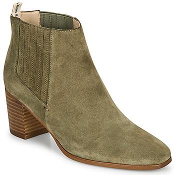 Cipők Női Bokacsizmák JB Martin LIZIO Oliva