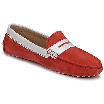 Cipők Női Mokkaszínek JB Martin TABATA E20 Korall