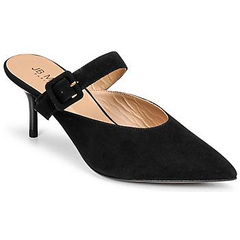 Cipők Női Papucsok JB Martin TORIA Fekete
