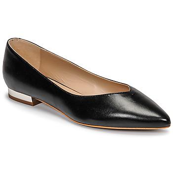 Cipők Női Balerina cipők  JB Martin VERONICA E20 Fekete