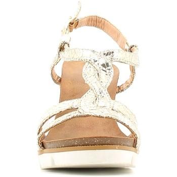 Cipők Női Gyékény talpú cipők Le Chicche BF7244/5 Arany