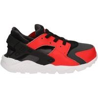 Cipők Gyerek Rövid szárú edzőcipők Nike 704950 Fekete
