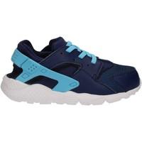 Cipők Gyerek Rövid szárú edzőcipők Nike 704952 Kék