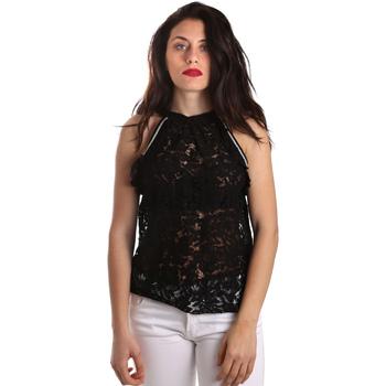 Ruhák Női Blúzok Gaudi 911BD45026 Fekete