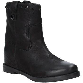 Cipők Női Bokacsizmák Apepazza 9FRSB01 Fekete
