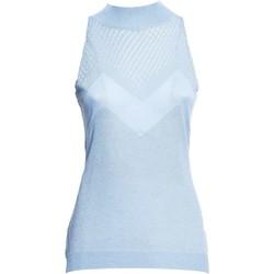 Ruhák Női Blúzok Fracomina FR20SM812 Kék