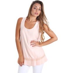 Ruhák Női Blúzok Fracomina FR20SM014 Rózsaszín