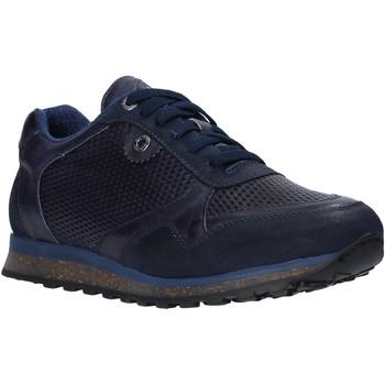 Cipők Férfi Rövid szárú edzőcipők Exton 340 Kék