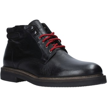 Cipők Férfi Csizmák Exton 852 Fekete