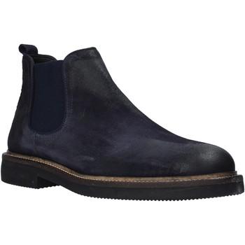 Cipők Férfi Csizmák Exton 850 Kék