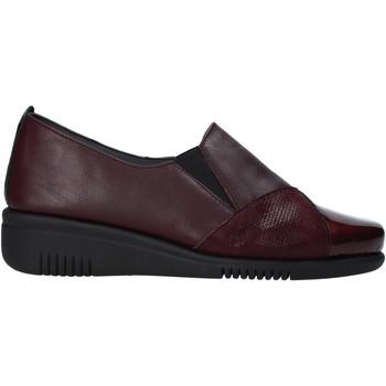 Cipők Női Mokkaszínek Grunland SC2987 Piros