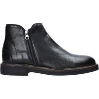 Cipők Férfi Csizmák Exton 851 Fekete