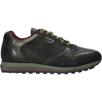 Cipők Férfi Rövid szárú edzőcipők Exton 340 Zöld