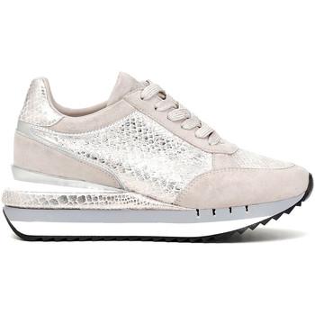 Cipők Női Rövid szárú edzőcipők Café Noir DN626 Fehér