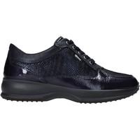 Cipők Női Rövid szárú edzőcipők IgI&CO 6163722 Kék