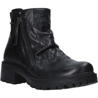 Cipők Női Csizmák IgI&CO 6160000 Fekete