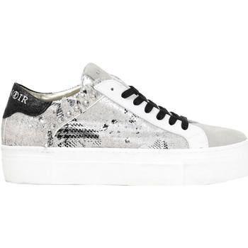 Cipők Női Rövid szárú edzőcipők Café Noir DF822 Fehér