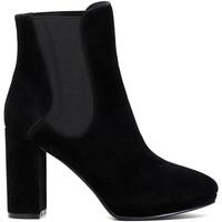 Cipők Női Bokacsizmák Café Noir MD541 Fekete