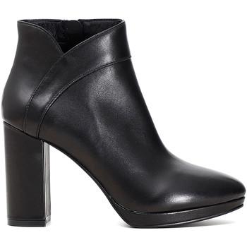 Cipők Női Bokacsizmák Café Noir MD230 Fekete