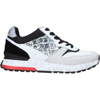 Cipők Férfi Rövid szárú edzőcipők Lotto 215078 Fehér