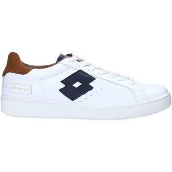 Cipők Férfi Rövid szárú edzőcipők Lotto 215171 Fehér