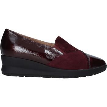 Cipők Női Mokkaszínek Soffice Sogno I20602 Ibolya