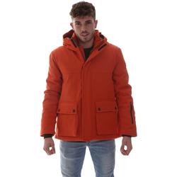 Ruhák Férfi Parka kabátok Invicta 4431701/U Narancssárga