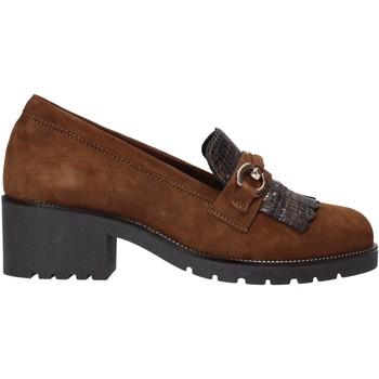 Cipők Női Mokkaszínek Grunland SC2967 Barna