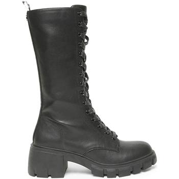 Cipők Női Csizmák Steve Madden SMSHUMOR-BLK Fekete