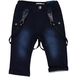 Ruhák Lány Slim farmerek Melby 20F0220 Kék
