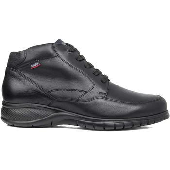 Cipők Férfi Divat edzőcipők CallagHan 12703 Fekete