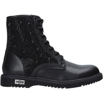 Cipők Lány Csizmák Cult GLAM Fekete