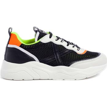 Cipők Férfi Rövid szárú edzőcipők Munich 8770028 Fekete