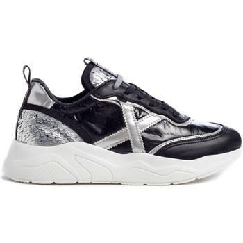 Cipők Női Rövid szárú edzőcipők Munich 8770038 Fekete