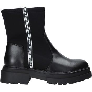 Cipők Női Csizmák Gold&gold B20 GR147 Fekete