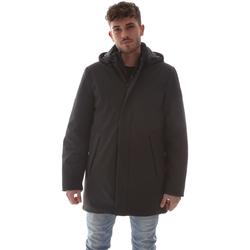 Ruhák Férfi Parka kabátok Navigare NV68093 Kék