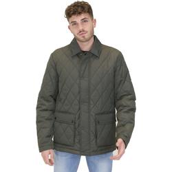 Ruhák Férfi Parka kabátok Navigare NV65010 Zöld