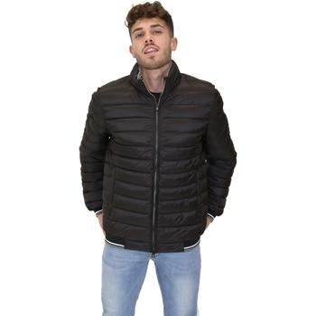 Ruhák Férfi Steppelt kabátok Navigare NV67074 Fekete
