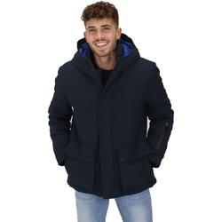 Ruhák Férfi Parka kabátok Invicta 4431701/U Kék