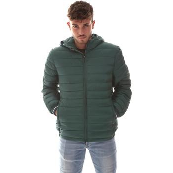 Ruhák Férfi Steppelt kabátok Navigare NV67073 Zöld