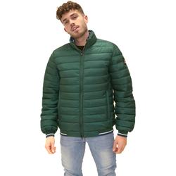 Ruhák Férfi Steppelt kabátok Navigare NV67074 Zöld