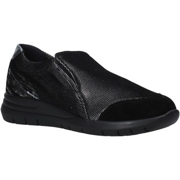 Cipők Női Belebújós cipők Grunland SC5016 Fekete