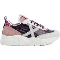 Cipők Női Rövid szárú edzőcipők Munich 8770042 Rózsaszín
