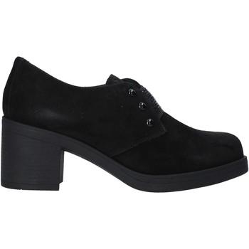 Cipők Női Oxford cipők IgI&CO 6152211 Fekete