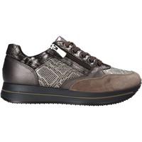 Cipők Női Rövid szárú edzőcipők IgI&CO 6165011 Szürke