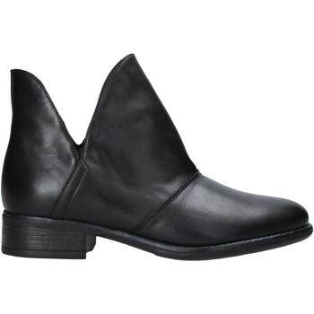Cipők Női Bokacsizmák IgI&CO 6184600 Fekete