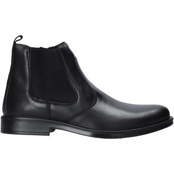 Cipők Férfi Csizmák Enval 6200200 Fekete